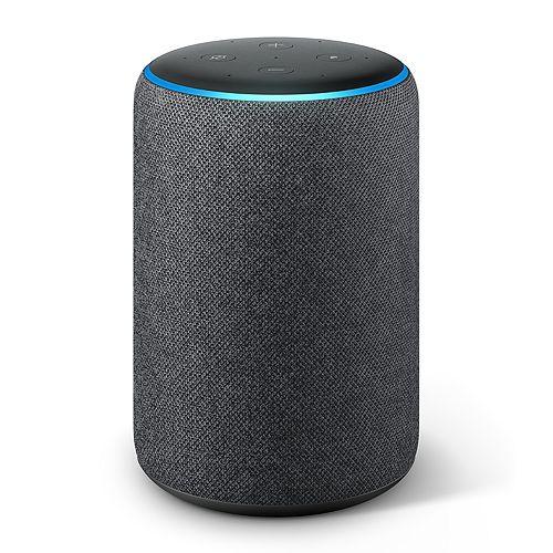 Amazon Echo Plus (2nd Gen) Smart Speaker With Alexa and Built In Smart Home Hub