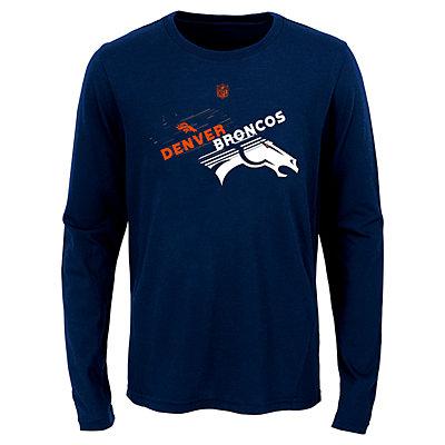 Boys 8-20 Denver Broncos Flux Ultra Tee