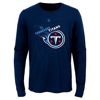 Boys 8-20 Tennessee Titans Flux Ultra Tee