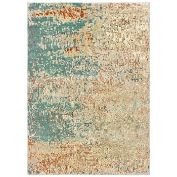 StyleHaven Coronado Organic Abstract Rug