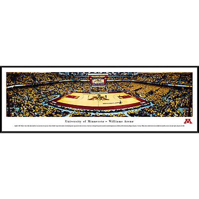 Minnesota Golden Gophers Framed Stadium Print