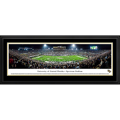 UCF Knights Framed Stadium Print