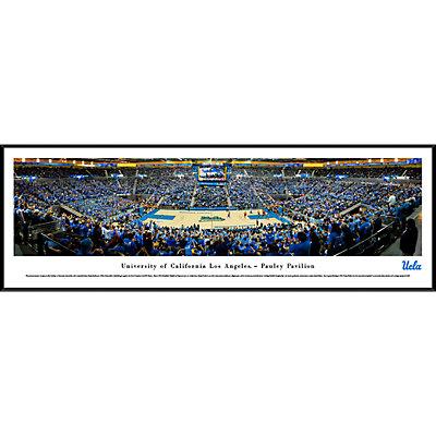 UCLA Bruins Framed Stadium Print