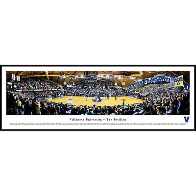 Villanova Wildcats Framed Stadium Print