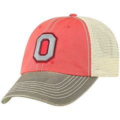 Adult Top of the World Ohio State Buckeyes Offroad Cap