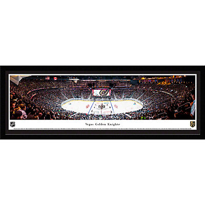 Vegas Golden Knights Framed Stadium Print