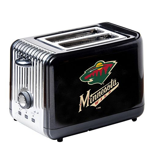 Minnesota Wild Two-Slice Toaster