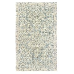 StyleHaven Tori Faded Floral Medallion Rug