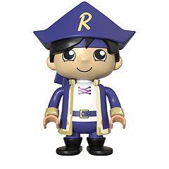 Bonkers Toy Co LLC Ryan's World Figure Two Pack - Commander Ryan