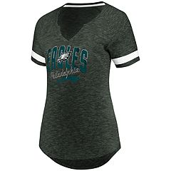 Women's Philadelphia Eagles Go For Two Tee