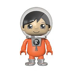 Bonkers Toy Co LLC Ryan's World Figure Two Pack - Space Base Ryan