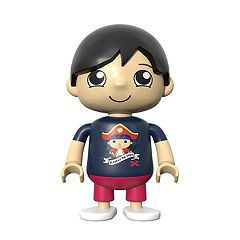 Bonkers Toy Co LLC Ryan's World Figure Two Pack - Ryan