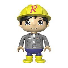 Bonkers Toy Co LLC Ryan's World Figure Two Pack - Deep Six Ryan