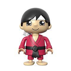 Bonkers Toy Co LLC Ryan's World Figure Two Pack -  Taekwondo Ryan