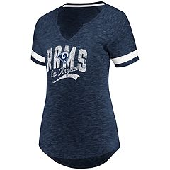 Women's Los Angeles Rams Go For Two Tee