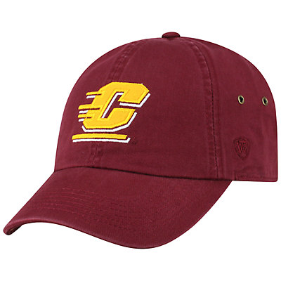 Adult Top of the World Central Michigan Chippewas Reminant Cap