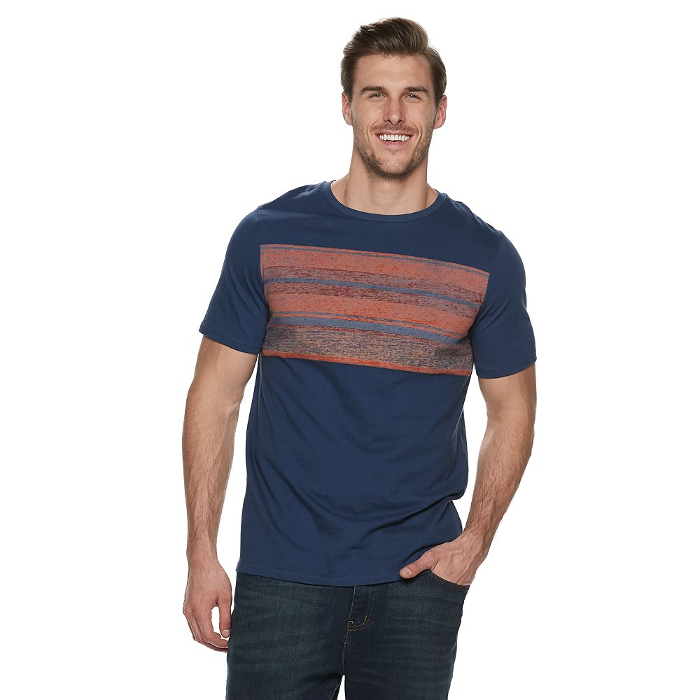 Big & Tall Urban Pipeline™ Modern-Fit Fashion Tee