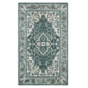StyleHaven Zarina Traditional Medallion Rug