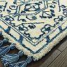 StyleHaven Makayla Tasseled Lattice Rug