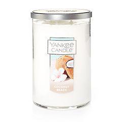 Yankee Candle Coconut Beach 22-oz. Large Candle Jar