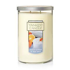 Yankee Candle Juicy Citrus & Sea Salt 22-oz. Large Candle Jar