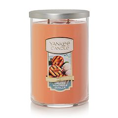 Yankee Candle Grilled Peaches & Vanilla 22-oz. Large Candle Jar