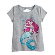 Disney's The Little Mermaid Ariel Girls 4-12 Graphic Tee by Jumping Beans®