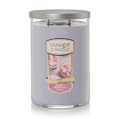 Yankee Candle Sweet Morning Rose 22-oz. Large Candle Jar