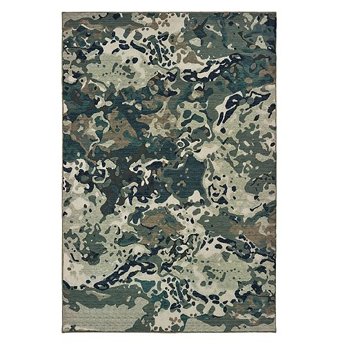 StyleHaven Modesto Organic Abstract Rug