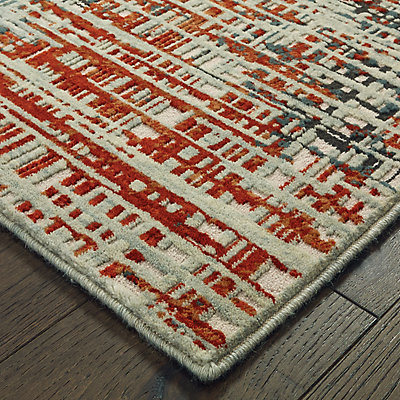 StyleHaven Modesto Abstract Etchings Rug