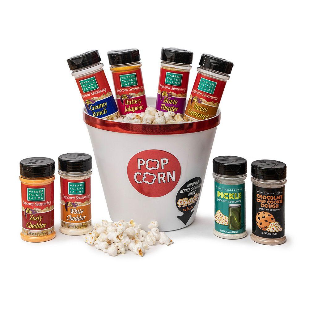 Wabash Valley Farms Popcorn Seasoning Gift Set