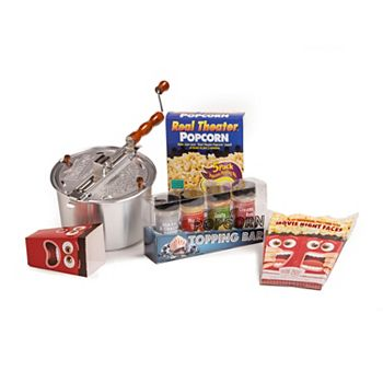 Wabash Valley Farms Whirley Pop Topping Bar Party Pack