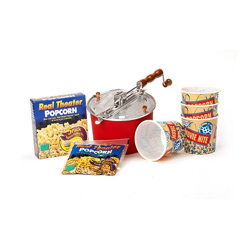 Wabash Valley Farms Red Whirley Pop Starter Set