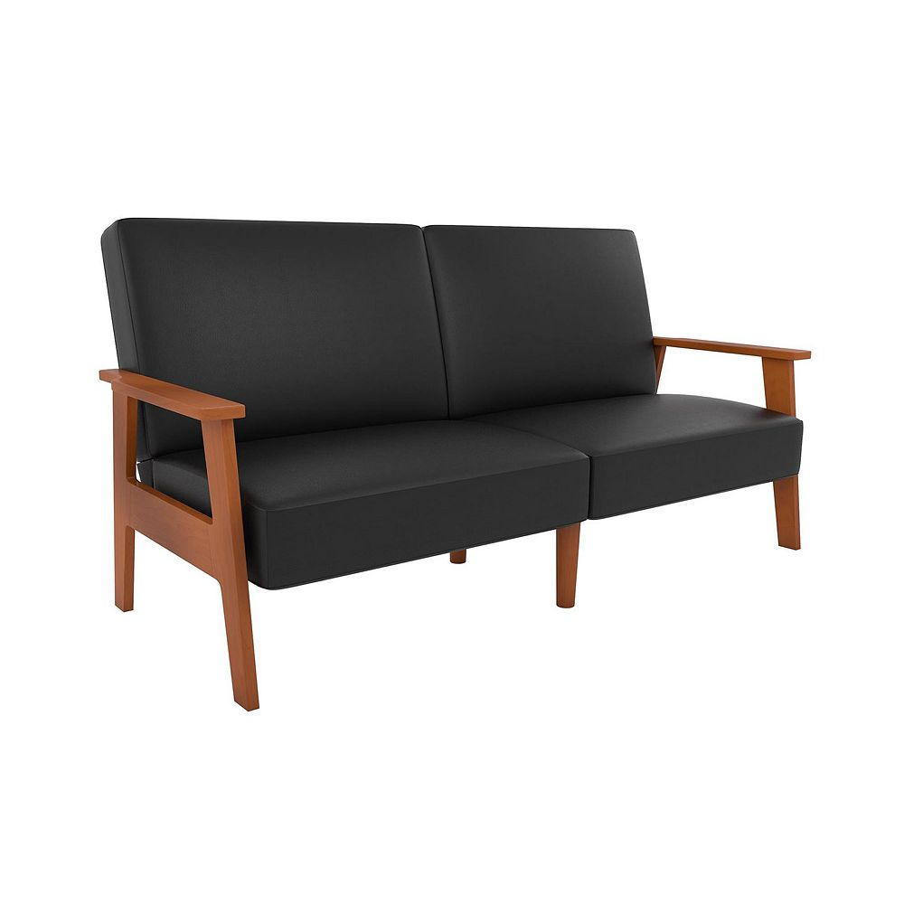 Novogratz The Asher Convertible Sofa Futon