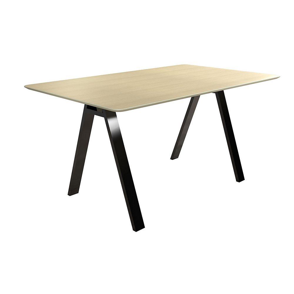Novogratz Campbell Rectangular Dining Table