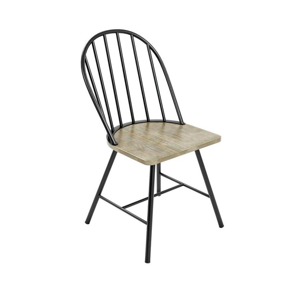 Novogratz Leo Farmhouse Dining Chair