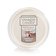 Yankee Candle Coconut Beach Scenterpiece Wax Melt Cup
