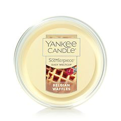 Yankee Candle Belgian Waffles Scenterpiece Wax Melt Cup