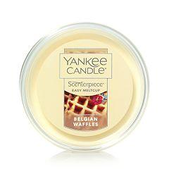 Yankee Candle Belgian Waffles Scenterpiece Wax Melt Cup