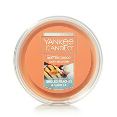 Yankee Candle Grilled Peaches & Vanilla Scenterpiece Wax Melt Cup