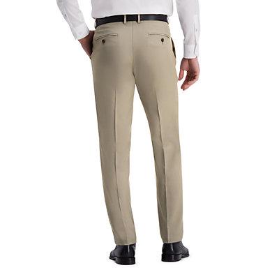 Men's Haggar Active Series Straight-Fit Dress Pants
