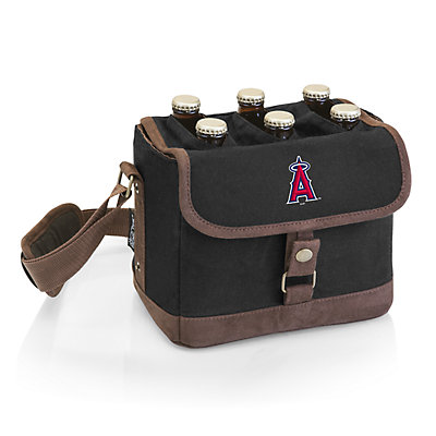 Los Angeles Angels of Anaheim Beer Caddy Cooler Tote with Opener