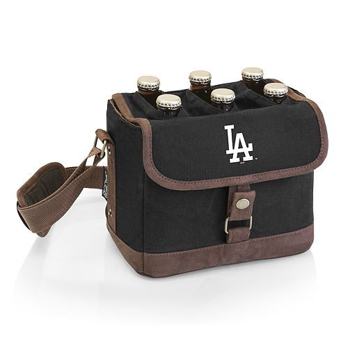 Los Angeles Dodgers Beer Caddy Cooler Tote with Opener