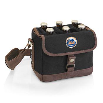 New York Mets Beer Caddy Cooler Tote with Opener