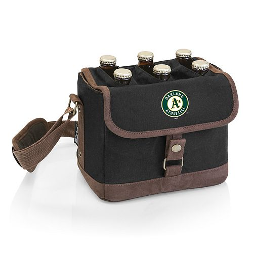 Oakland Athletics Beer Caddy Cooler Tote with Opener