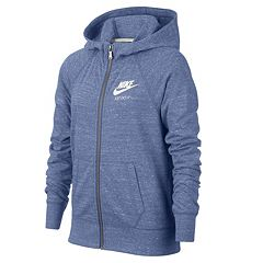 Girls 7-16 Nike Vintage Zip-Up Hoodie
