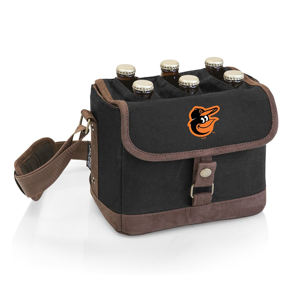 Baltimore Orioles Beer Caddy Cooler Tote with Opener