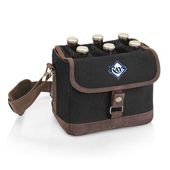 Tampa Bay Rays Beer Caddy Cooler Tote with Opener