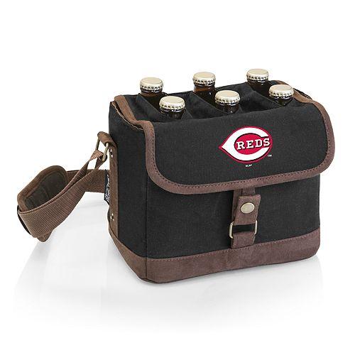 Cincinnati Reds Beer Caddy Cooler Tote with Opener