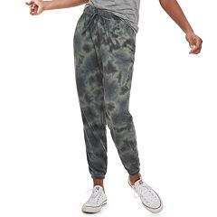 Juniors' SO® Drawstring Jogger Sweatpants